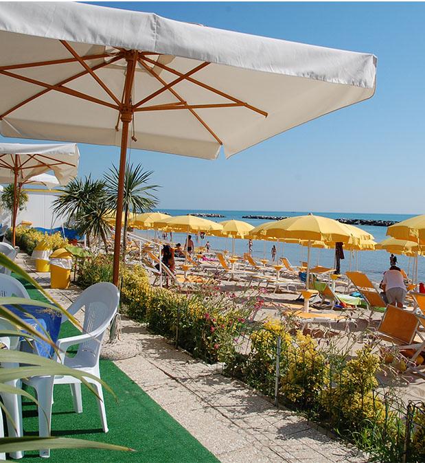 camping sul mare spiaggia terrazzo sul mare cupramarittima vacanze